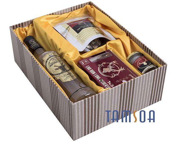 hộp quà tặng cao cấp tặng sếp lãnh đạo