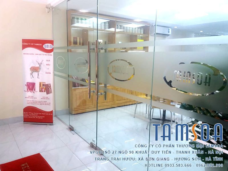 showroom tamsoa