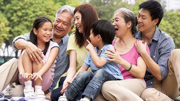 Đông Trùng Hạ Thảo phù hợp với mọi thành viên trong gia đình