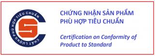 chứng nhận sản phẩm phù hợp tiêu chuẩn