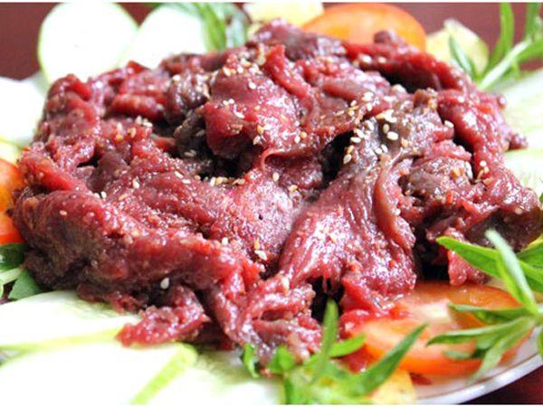 Hướng dẫn chế biến những món ăn bổ dưỡng từ hươu sao