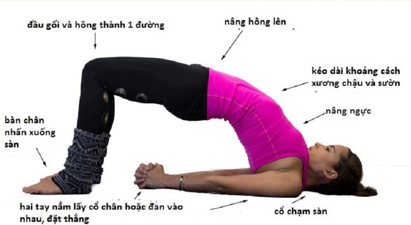 Bài tập Yoga giúp tiêu hóa tốt