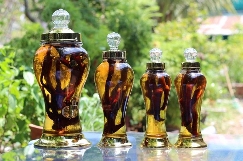 rượu thuốc chống xuất tinh sớm