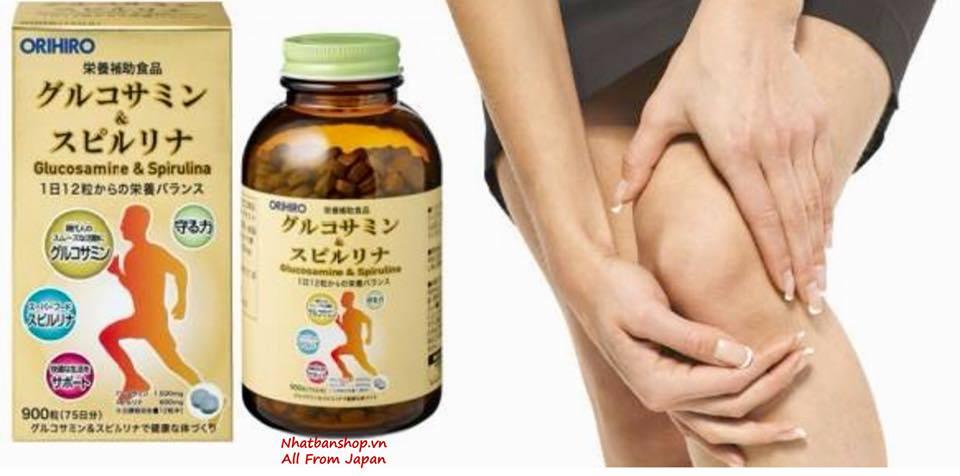 thuốc bổ xương khớp cho người già